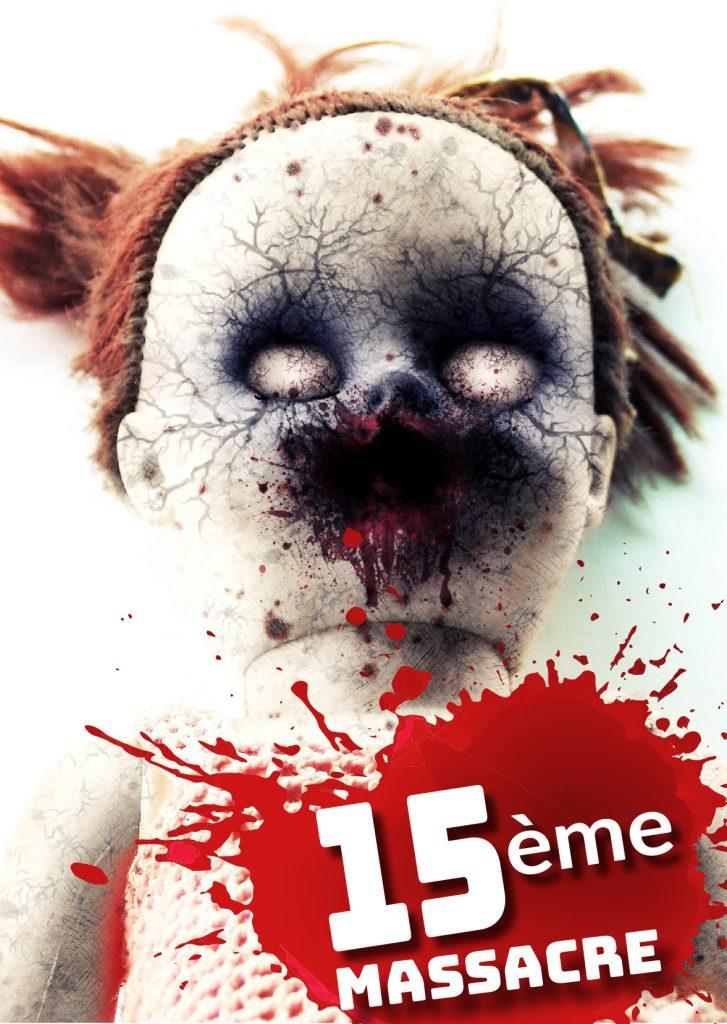 Labyrinthe aux 100 fleurs - 15eme massacre