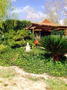 Labyrinthe aux 100 fleurs - Trouillas - Photos du parc de loisirs