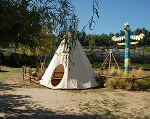 Labyrinthe aux 100 fleurs - Votre parc de loisirs nature près de Perpignan